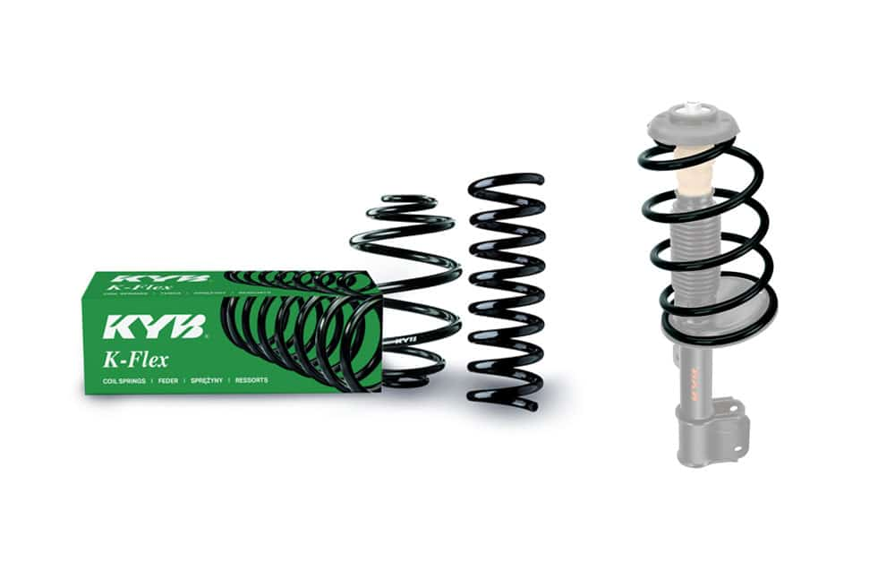 RA3313 Front KYB Coil Spring